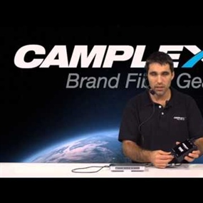 Camplex Blackjack Pro Headset Adapter for Blackmagic ATEM Converter