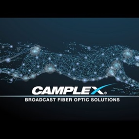Camplex Broadcast Fiber Delivers