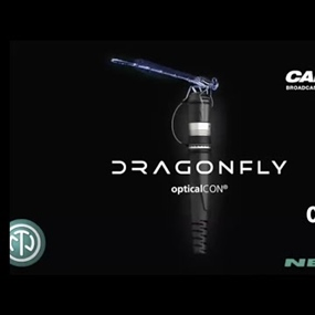 Neutrik opticalCON DRAGONFLY Hybrid Camera Connector System