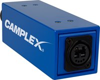 Camplex HYDAP SMPTE to opticalCON DUO Breakout Fiber Adapter