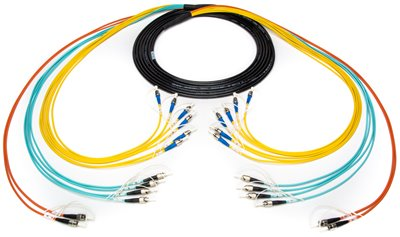 CMX-TASST-0025 TAC-ALL 12 Channel Mixed Mode Fiber Optic Tactical Cable