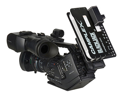 Camplex BLACKJACK-1 Camera Mount opticalCON Adapter for Blackmagic ATEM